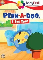 BabyFirst: Peek-a-Boo, I See You