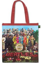 The Beatles - Sgt. Peppers Large Tote