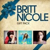 Britt Nicole Gift Pack (Say It / Gold / The Lost