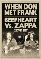 When Don Met Frank: Beefheart Vs. Zappa