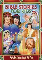 Bible Stories for Kids - 10 Animated Tales (2-DVD)