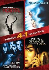 4-In-1 Horror Collection (2-DVD)