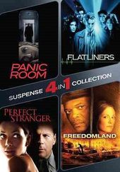 4-In-1 Suspense Collection (Panic Room /