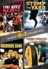 4-In-1 Urban Collection (You Got Served / Stomp