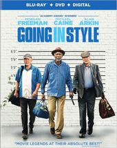 Going in Style (Blu-ray + DVD)