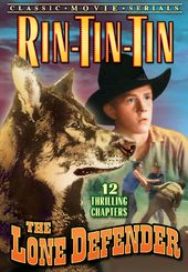 "Rin Tin Tin - Lone Defender - 11"" x 17"" Poster"