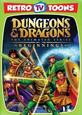 Dungeons & Dragons: The Animated Series -