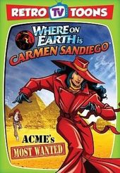 Where on Earth Is Carmen Sandiego: ACME's Most