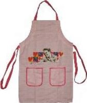 Elvis Presley - Pink - Kitchen Apron