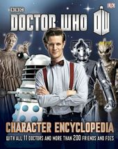 Doctor Who - Character Encyclopedia