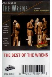 Best of The Wrens (Audio Cassette)
