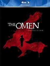 The Omen: The Complete Collection (Blu-ray,
