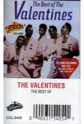 Best of The Valentines (Audio Cassette)