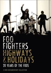 Foo Fighters - Highways & Holidays: 20 Years of