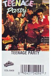 Teenage Party (Audio Cassette)