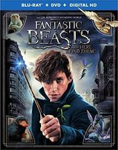 Fantastic Beasts and Where to Find Them (Blu-ray