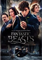 Fantastic Beasts and Where to Find Them (2-DVD)