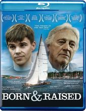 Born And Raised (Blu-ray)