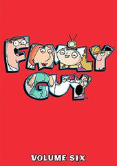 Family Guy - Volume 6 (3-DVD)