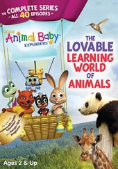 Wild Animal Baby Explorers - Complete Series