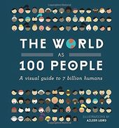 The World As 100 People: A Visual Guide to 7