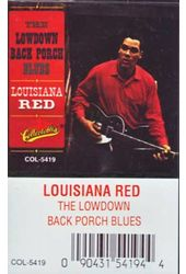 Lowdown Back Porch Blues (Audio Cassette)