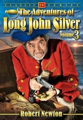 "Adventures of Long John Silver, Volume 3 - 11"" x"