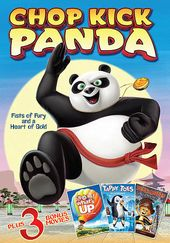 Chop Kick Panda Plus 3 Bonus Movies
