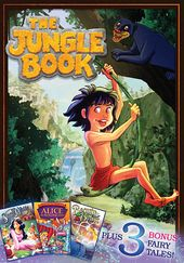 The Jungle Book Plus 3 Bonus Fairy Tales