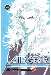 Air Gear 18: Oh! Great