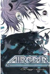 AirGear 20: Oh Great