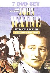 The Ultimate John Wayne Film Collection (7-DVD)