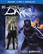 Justice League Dark (Gift Set) (Blu-ray + DVD +