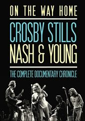 Crosby, Stills, Nash & Young - On The Way Home