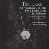 An American Concerto For 5-String Banjo &