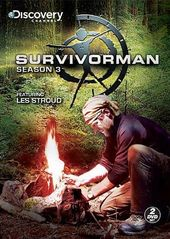 Survivorman - Season 3 (2-DVD)