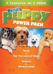 Benji's Puppy Power Pack (Benji / For the Love of