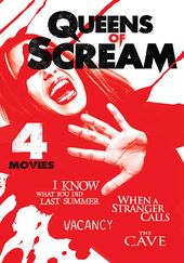 Queens of Scream: 4-Movie Collection (I Know What