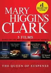 Mary Higgins Clark: 5-Film Collection (2-DVD)