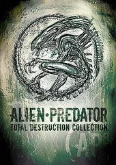 AVP Total Destruction Collection (8-DVD)