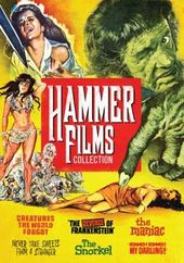 Hammer Films Collection 2 (The Revenge of