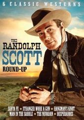 The Randolph Scott Round-Up, Volume 2: 6 Classic