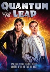 Quantum Leap - Season 2 (4-DVD)
