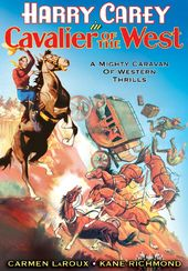 "Cavalier of The West - 11"" x 17"" Poster"