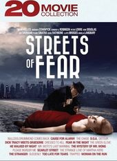Streets of Fear (4-DVD)