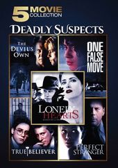 Deadly Suspects (2-DVD)