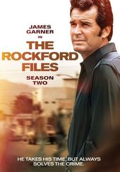 The Rockford Files - Season 2 (4-DVD)