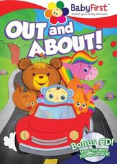 BabyFirst - Out and About (DVD + CD)