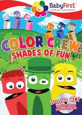 BabyFirst - Color Crew Shades of Fun (DVD + CD)