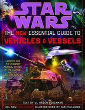 Star Wars - New Essential Guide to Vehicles and